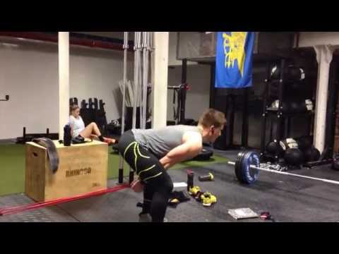 cable pull through exercises