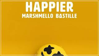 Baixar Happier - Single - Marshmello - Bastille - Top 2018
