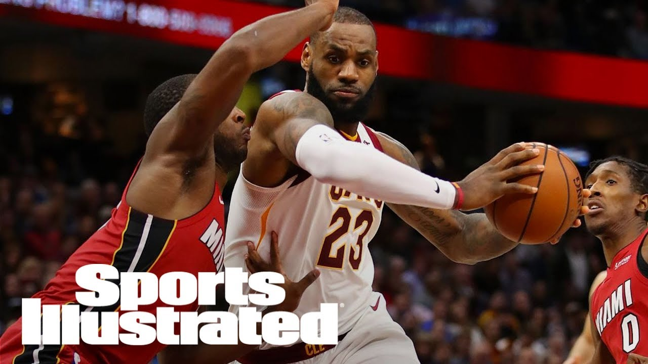 34fbf535974c LeBron Carries Cavaliers To 10-Straight Wins