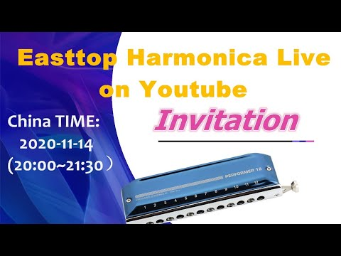 The reply of frequently asked questions of blues harmonica,chromatic harmonica and tremolo harmonica