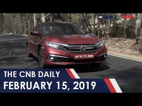 Honda Civic Launch | Triumph Warranty | Tata Tiago Sales