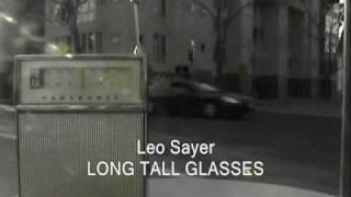 LEO SAYER:  LONG TALL GLASSES ( I CAN DANCE)  (1975)