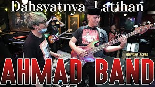 Download DAHSYATNYA LATIHAN AHMAD BAND!!