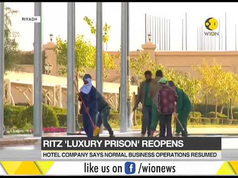 Ritz Carlton hotel reopens in Riyadh after Saudi purge