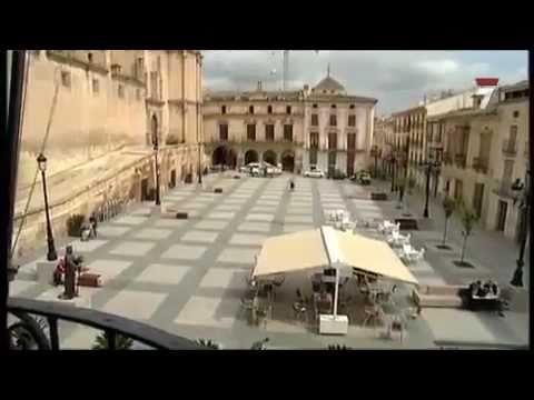 Conjunto monumental plaza de espa a lorca murcia youtube - Lorca murcia fotos ...