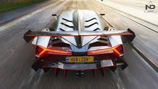 Forza Horizon 4 #8 - Chạy thử siêu xe Lamborghini Veneno | ND Gaming