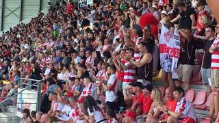 Leigh Centurions on Tour in France