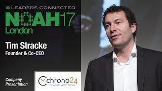 Tim Stracke, Chrono24 - NOAH17 London