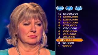 Who Wants To Be A Millionaire? (UK) (S13 E8)