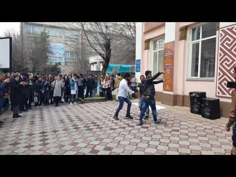 Indian students in Kaznmu Almaty Kazakhstan