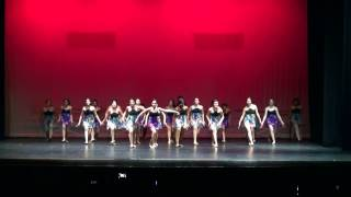 "Tolleson Dance Advanced Performance Ensemble: ""The Sun is Rising"" by Britt Nicole"