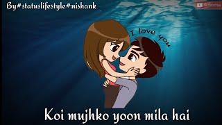 Koi Mujhko Yun Mila Hai Whatsapp Status | Ek Villan | Love Romantic Whatsapp Status |