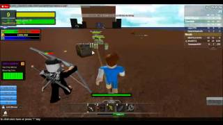 Roblox : Noob vs Zombies : Pro Fighters Part1