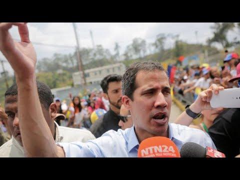"What is a ""Guaidó""? A Cowboy in Caracas (Pt 1/2)"