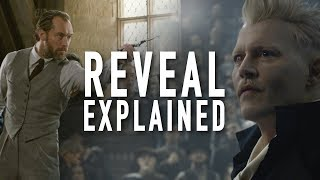 Crimes of Grindelwald - Ending Explained (Reveal Explained)