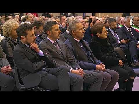 Brenna - Mattarella interviene nel 25° anniversario della scomparsa dell'On. Francesco Casati