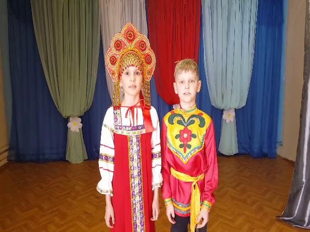 Изображение предпросмотра прочтения – ТатьянаГорбунова читает произведение «Небылицы» (Русский фольклор )