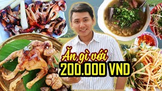 GOD LEVEL Street Food with 10 USD | VietNam Travel