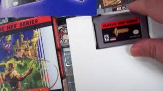 classic nes series castlevania game boy advance