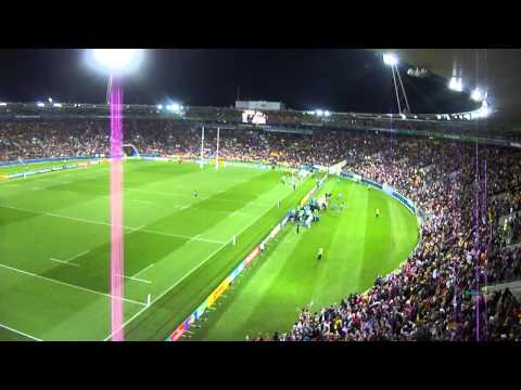 USA Eagles vs Australia - Rugby World Cup 2011