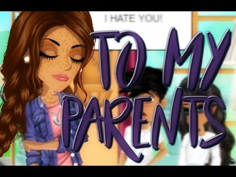 To My Parents ~Msp Version~