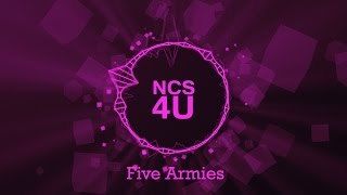Five Armies - Kevin MacLeod   Action Aggressive Dark Driving Intense Epic Music [ NCS 4U ]