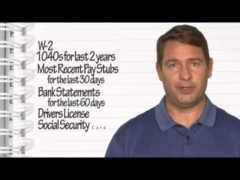 Home Loan Process Dallas Texas