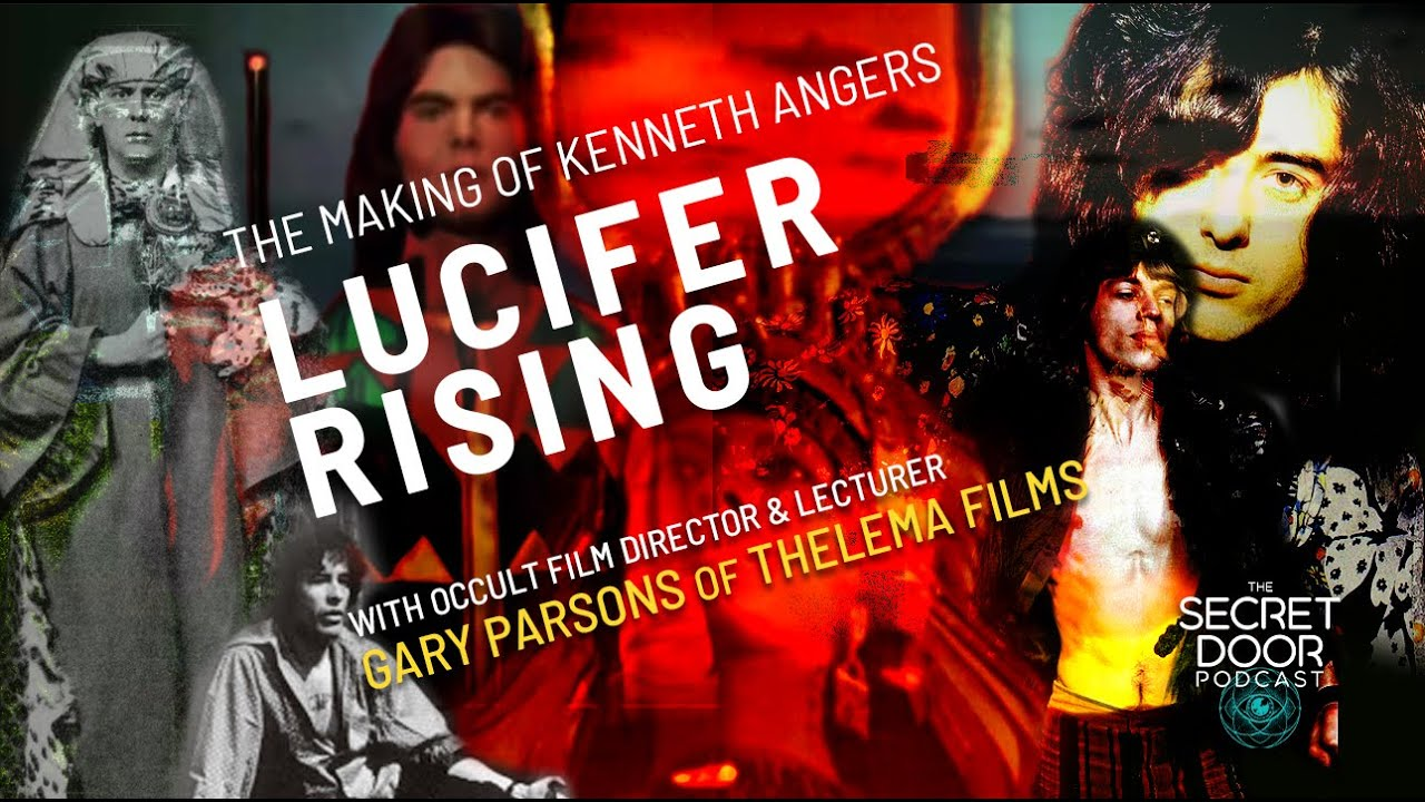 The Making Of Kenneth Angers Lucifer Rising With Thelema Films Gary Parsons