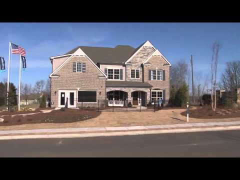 Mabry Ridge – New Homes in Buford, GA  – CalAtlantic Homes