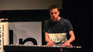 My Journey for Change, One Song at a Time | Pascal Shrady | TEDxKoeln