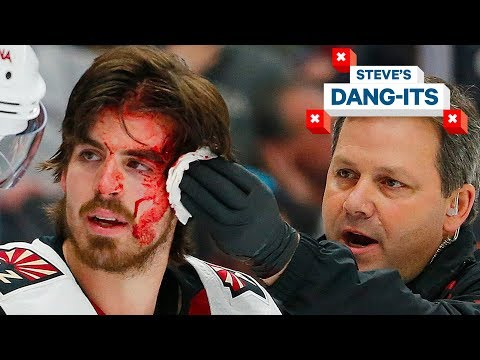 NHL Worst Plays of The Week | Steve's Dang-Its