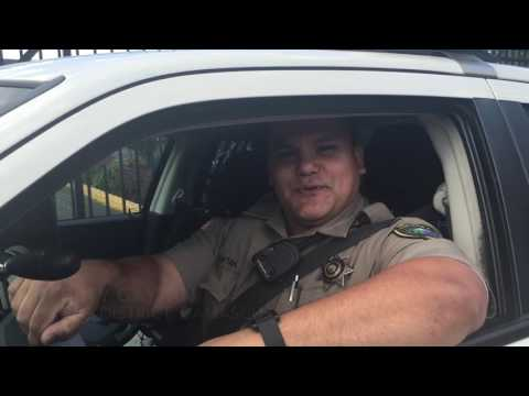 Swing Shift Sendoff (Clackamas County Sheriff's Office)