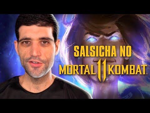 'Comprando'' Playstation por menos de 50 reais? Salsicha no Mortal Kombat 11? thumbnail