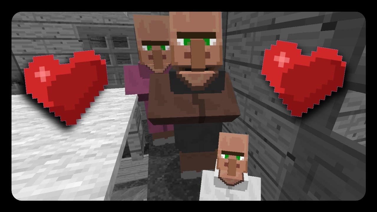 Minecraft: Villager Love-Machine 1111! (w/ Baby Villager Collector)  11.11.111