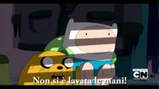 Censure italiane di Adventure Time