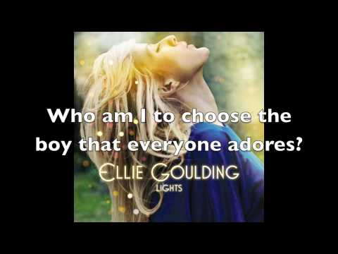 This Love (Will Be Your Downfall) - Ellie Goulding *LYRICS* HD