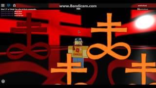 Vault 7 satanisches Ritual - roblox