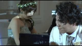 花嫁が奏でるピアノ演奏 プリマディーバ【先輩カップル】Shingoさま&Tomomiさま(2015.05.31)