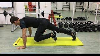 Упражнение скалолаз: правильная техника упражнения, работающие мышцы, ошибки в движении