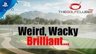 The Golf Club 2 - Weird, Wacky, Brilliant...