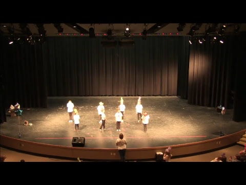Community Education Dance Recital