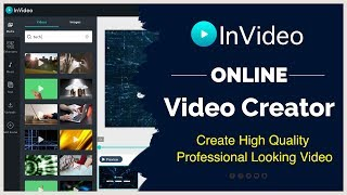 InVideo - Online Video Creator | Create Professional Looking Video Online