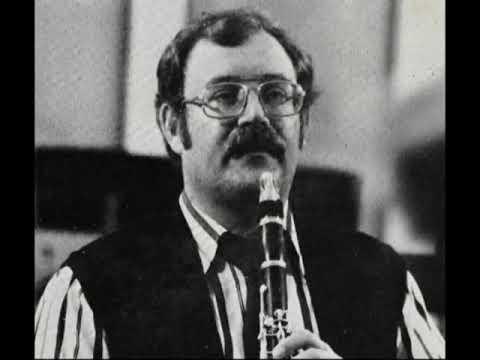 Serge Dangain Concerto pour clarinette et orchestre N°1 opus 73 Weber