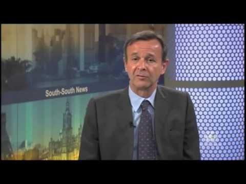 Ambassador Sebastiano Cardi on the importance of renewable energy