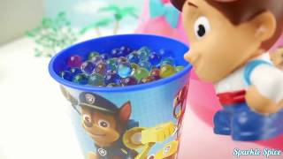 paw patrol microwave and blender home kitchen toy appliance surprise candy toys for kids