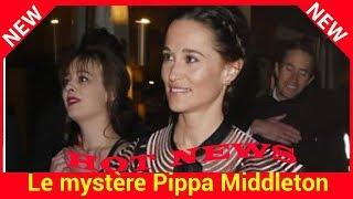 Le mystère Pippa Middleton : pourquoi la soeur de Kate est devenue si discrète