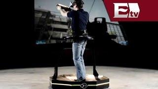 Omni, la caminadora para realidad virtual ya estará disponible/ Hacker Paul Lara
