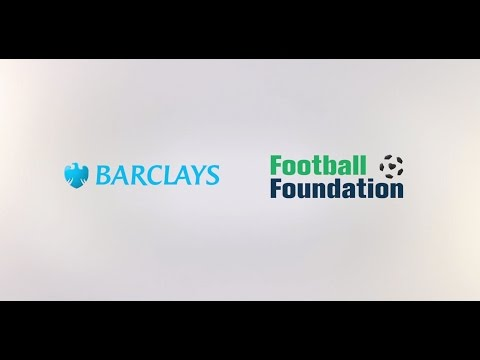 Football Foundation and Barclays Spaces for Sports