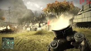 Battlefield Bad Company 2 PC Komplette Story HD 1080P