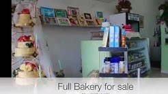 Full scale bakery for sale 60k jacksonville Fl